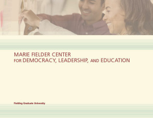 Marie Fielder Center for democracy, leadership, and education