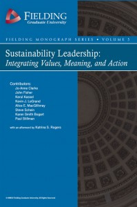 Purchase: Sustainability Leadership: Integrating Values, Meaning, and Action Volume 5
