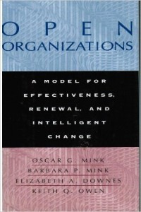 Mink Open Organizations