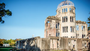 The Hiroshima Peace Memorial