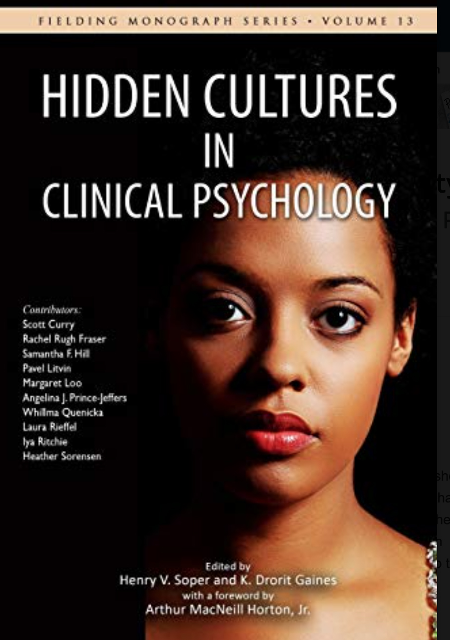 Hidden Cultures in Clinical Psychology: Sensitivity to Diversity in Culture