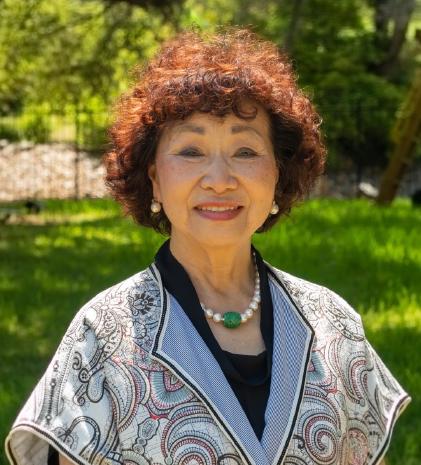 Marjorie Woo, PHD, MCC