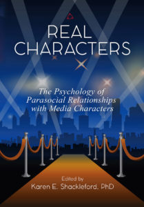 Real Characters Book Cover