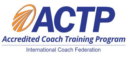 ICF Accredited Coach Training Program