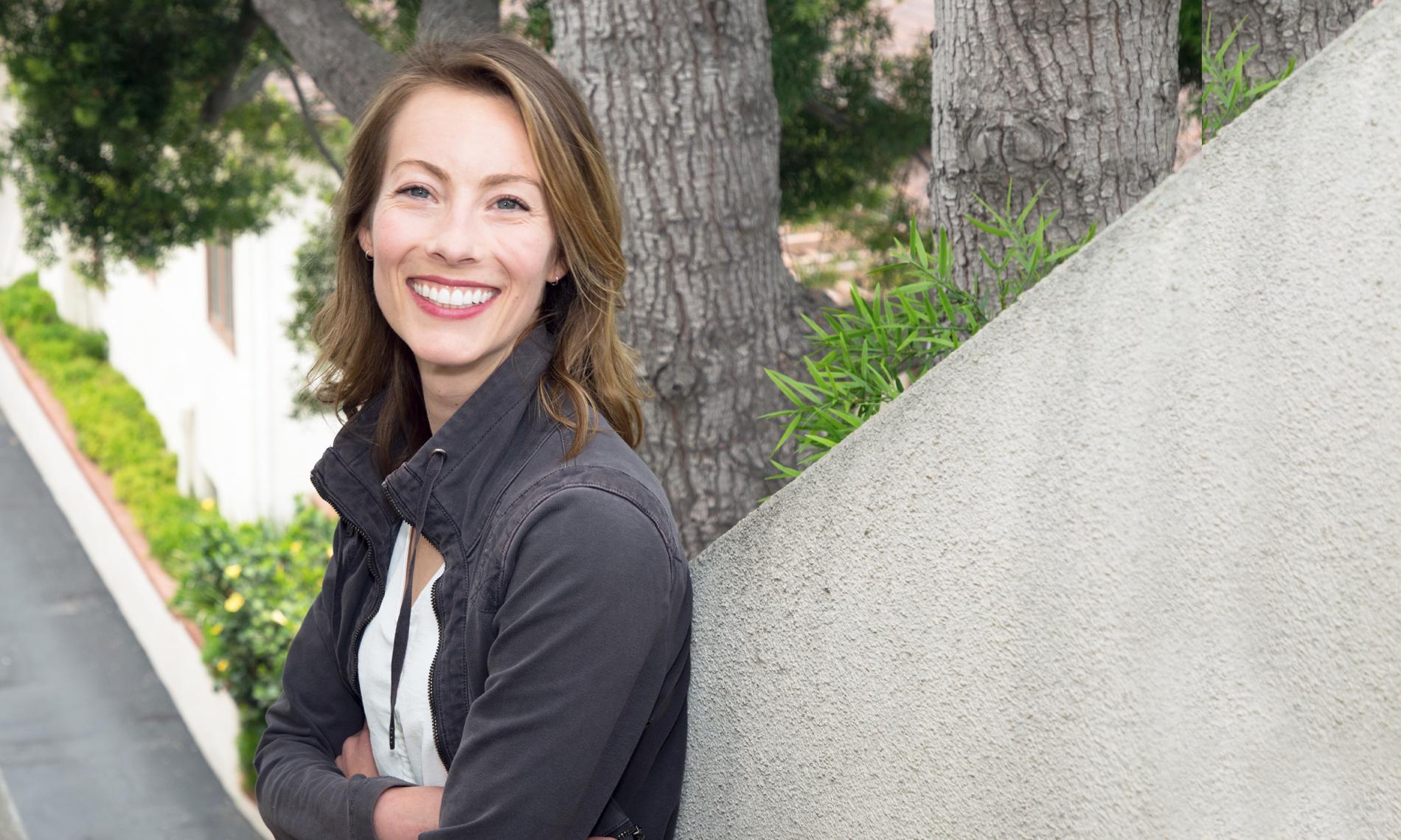 Clinical Psychology alum Emily Eccles