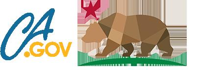 CA logo-and-bear