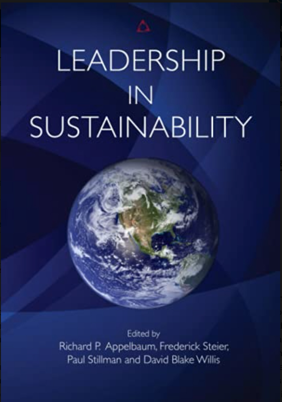 Leadership in Sustainability: Perspectives on Research, Policy, and Practice