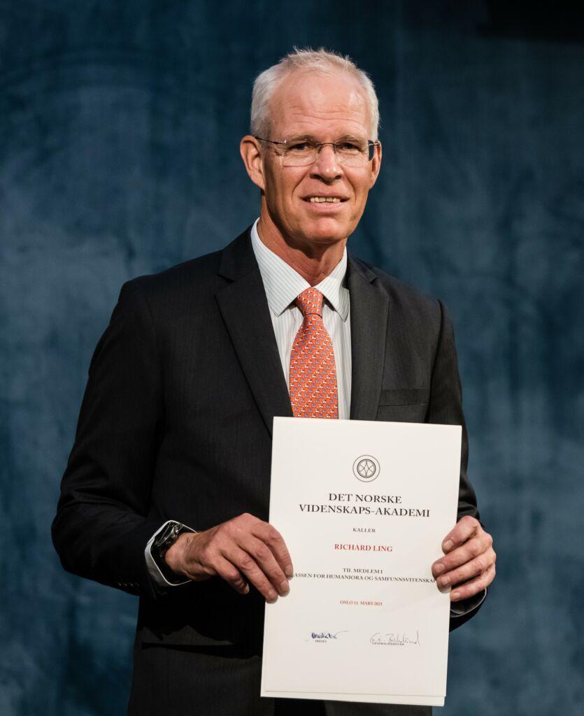 Dr. Ling, Sep 7, 2021, Oslo; Årsmøte, DNVA, Grand Hotel, Nansenprisen