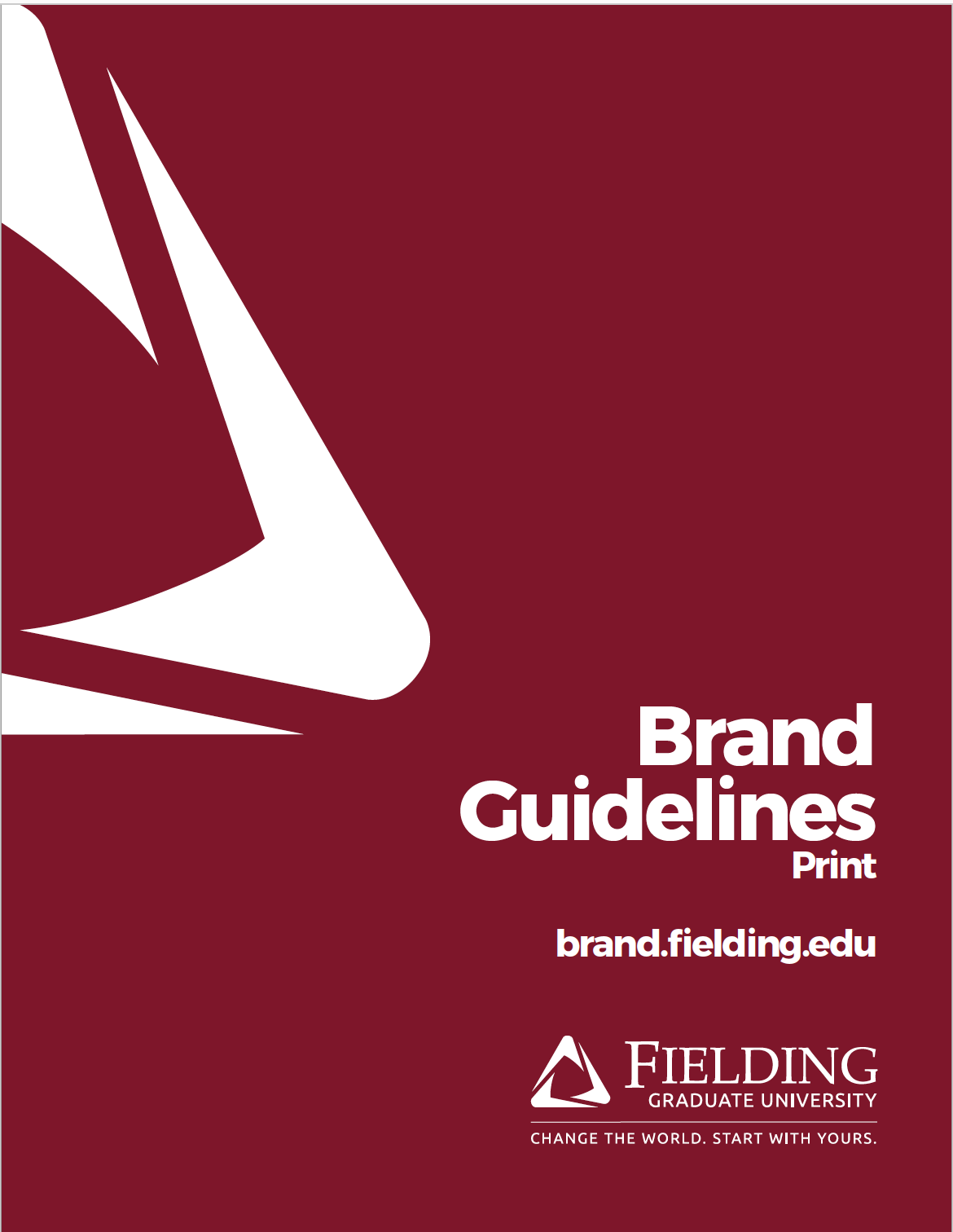 Fielding Brand Guidelines