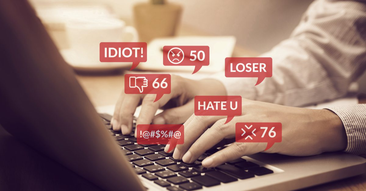 What To Do When Your Friend Behaves Badly Online?